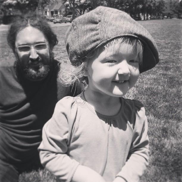 cute hat, kid