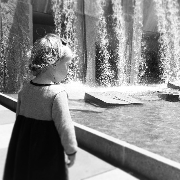 Waterfall :: Yerba Buena gardens