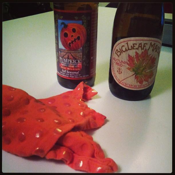 Best season for beer.