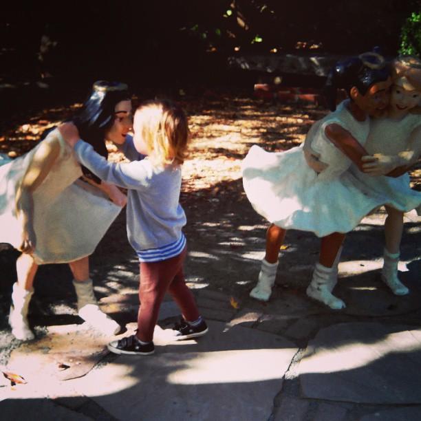 Children at Fairyland