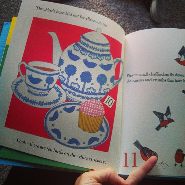 @joanlindsey sent us the most beautiful book
