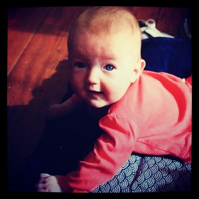 baby emma clover #tbt