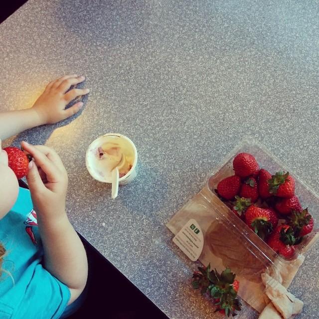strawberries!