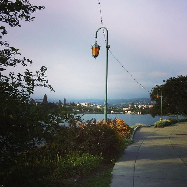 afternoon walk #lakemerritt