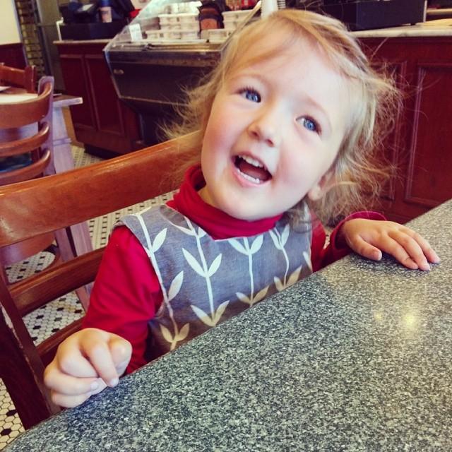 One bagel please!
