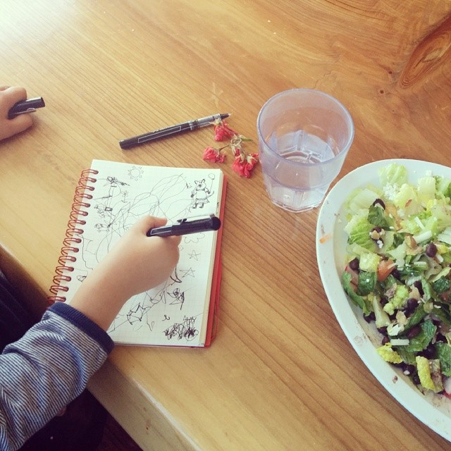 Illustrations and Tostada