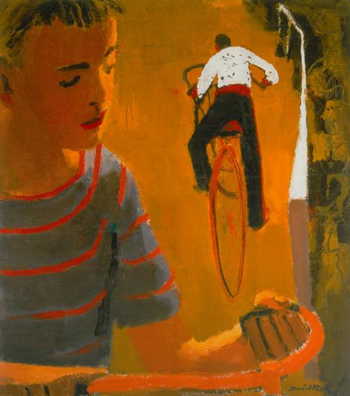 david park -bicycle