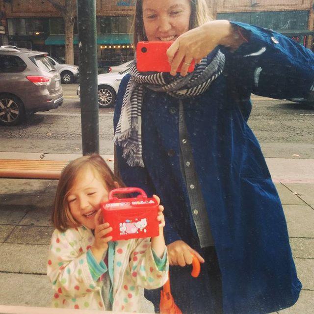Temescal selfie