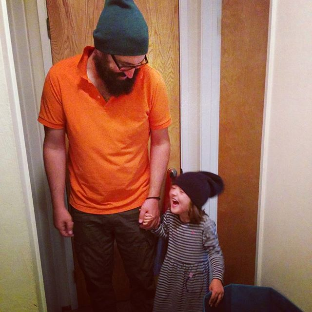 papa gnome and baby gnome