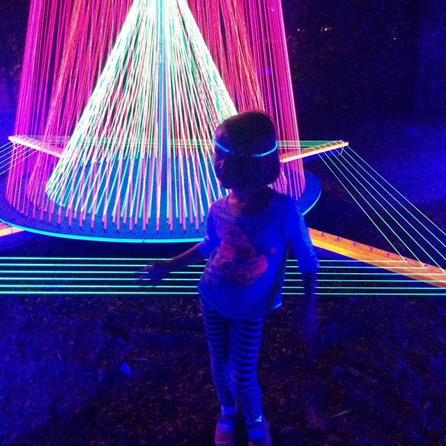 Autumn Lights Festival @gardens_lake_merritt