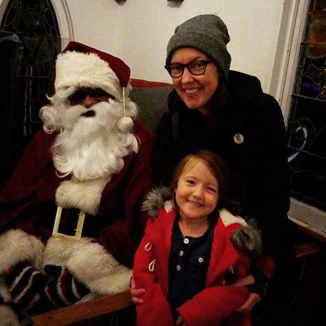 Santa at Fairyland