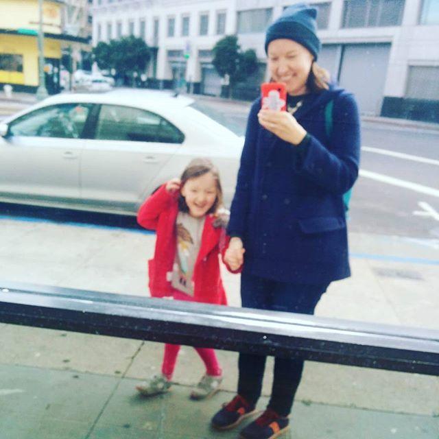 Saturday walk downtown
