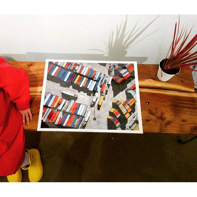I want this Eric Rewitzer print! @3fishstudios