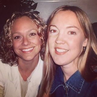 My friend Susie sent me a bunch of pictures this morning. I cannot believe this was 15 yrs ago. ^_^