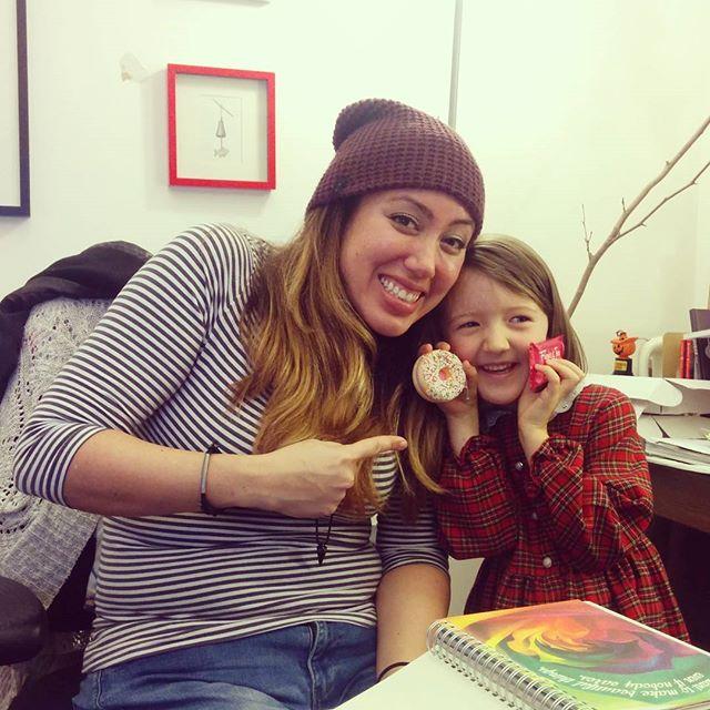 Sarah and Clover