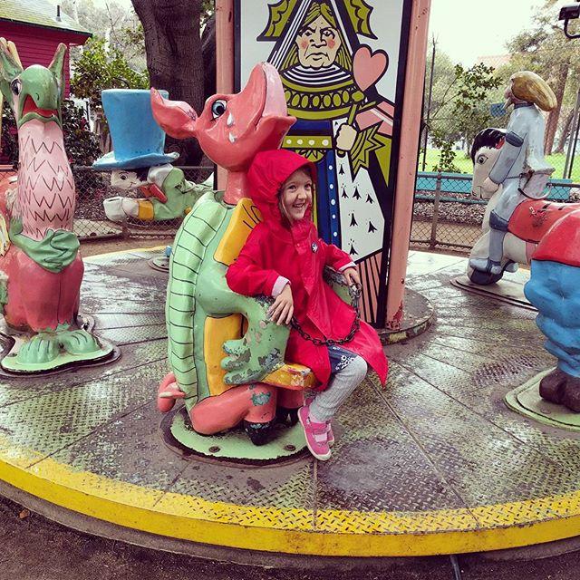 Wonderland carousrl