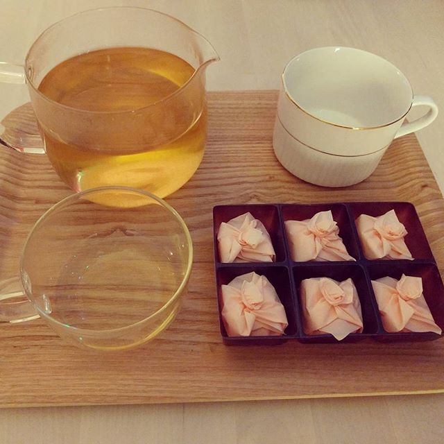strawberry mochi tea party ^_^