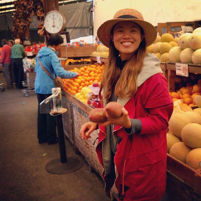 Monterey market