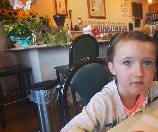 C at Clover Bakery