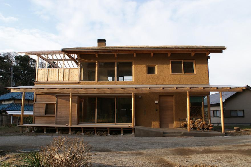 Tono Mirai-Future House-2010