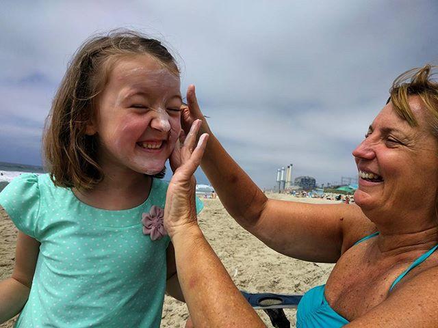sunscreen time