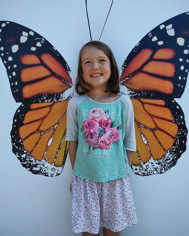 monarch girl
