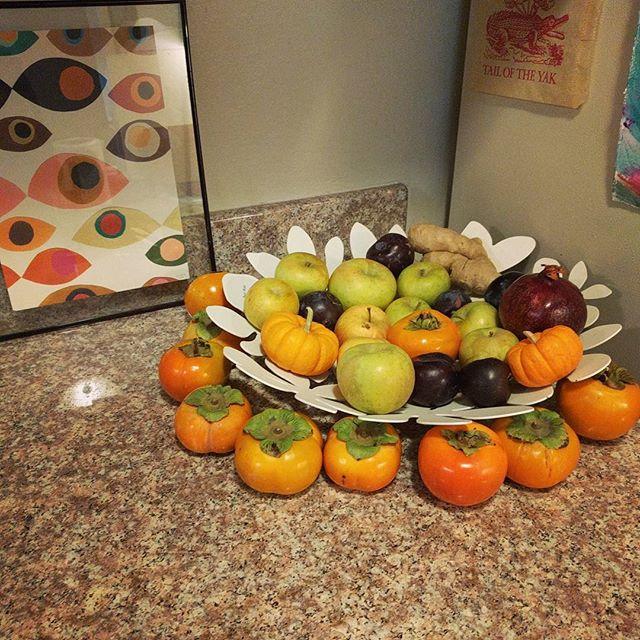 happy fruit bowl