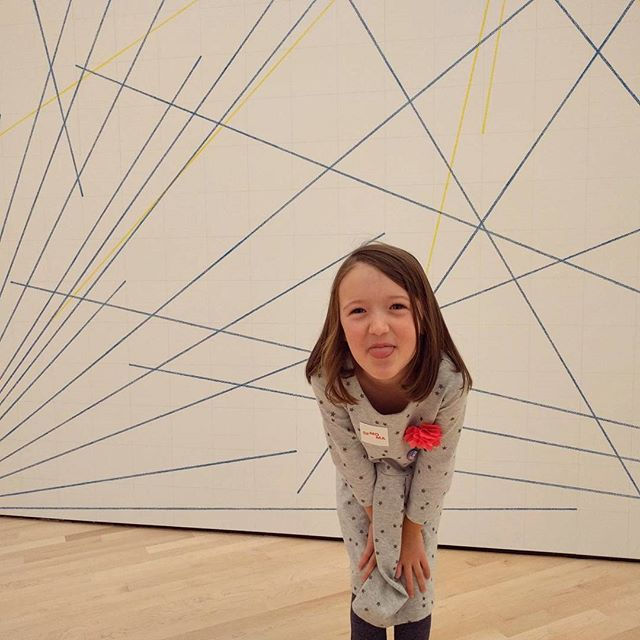 with all this rain ahead it looks a good time to go back to the MoMA