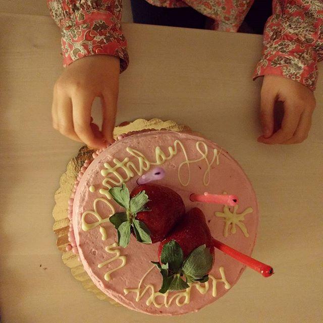 Clover's Un*birthday cake