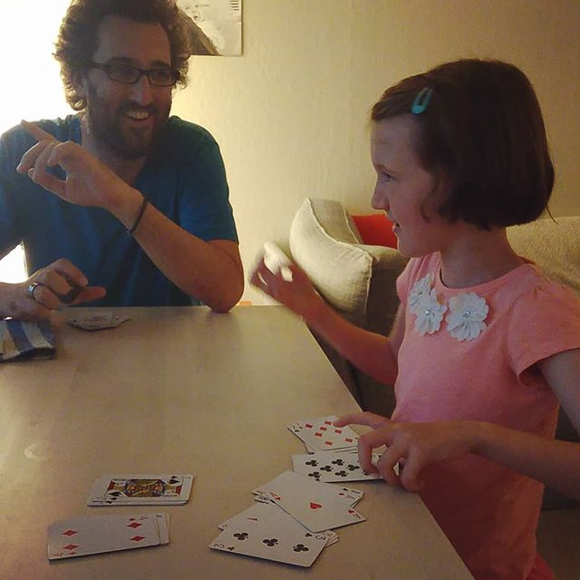 Playing Go Fish