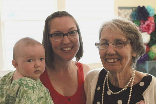 mothers and daughters and babiesHappy Mother's Day
